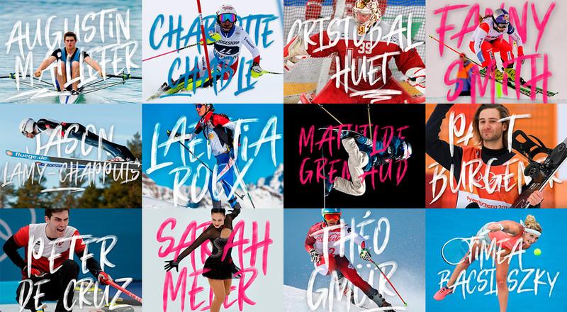 Ten new sport stars join Lausanne 2020 9a7d244bb07