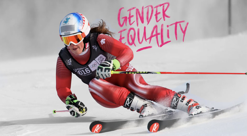 30dc0896ea1 Gender equality in sport